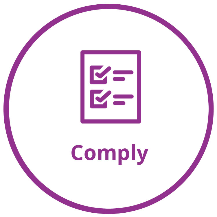 purple-comply