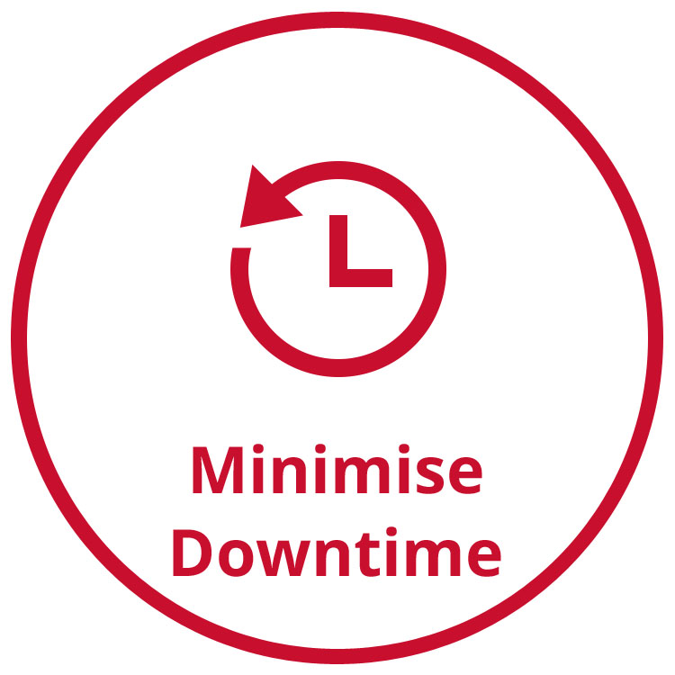 red-minimize-downtime