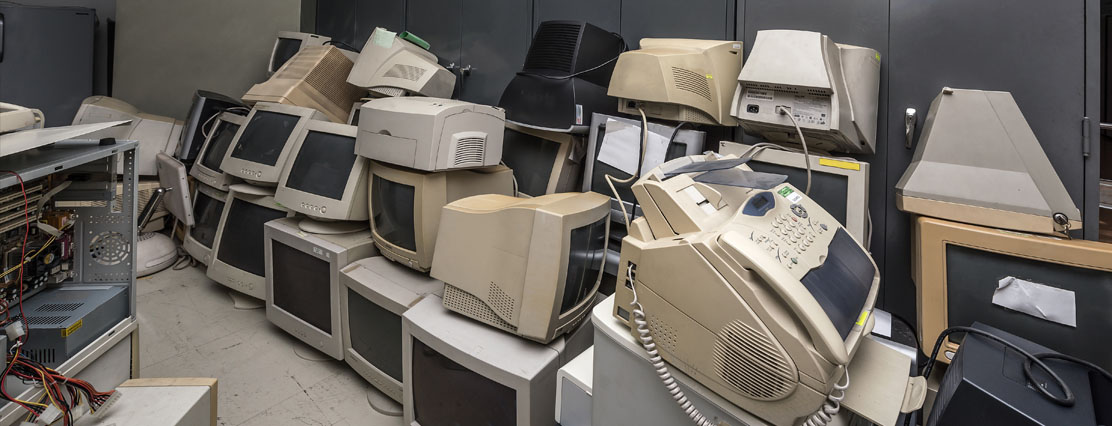 Do You Need Your Old IT Recycling?