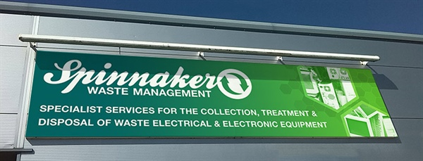 Spinnaker Acquisition and Improved Waste Management Services