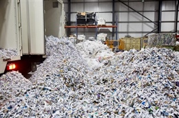 Secure Paper Shredding Services from Restore Datashred