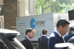 Restore Datashred at Downing Street?