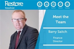 Meet the Team – Barry Saitch
