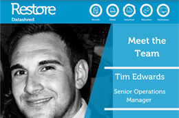 Meet the Team – Tim Edwards