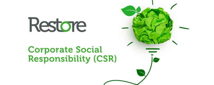 Our Group corporate social responsibility story