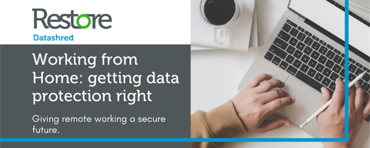 Working from home: getting data protection right