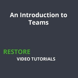 An Introduction to Teams