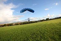 Restore skydive safe landing