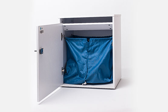 Locable Secure Data Cabinet