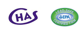 Licensed by the Environment Agency, CHAS and SEPA