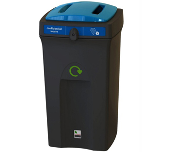 Environmental secure bin