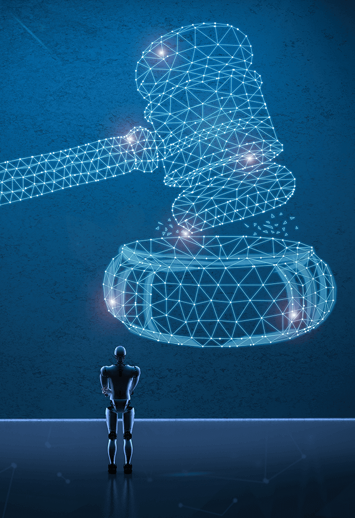 How Robotics & AI are shaping the future within the Legal Sector