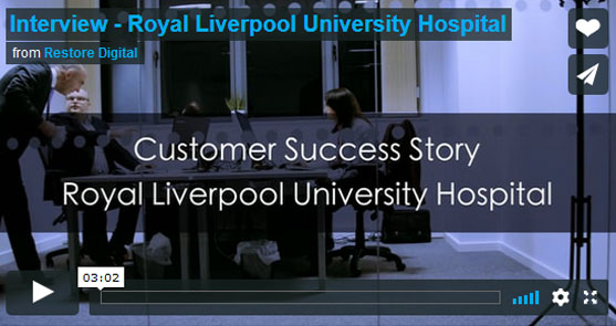 Discover how RLBUHT digitised their medical records using out document scanning service