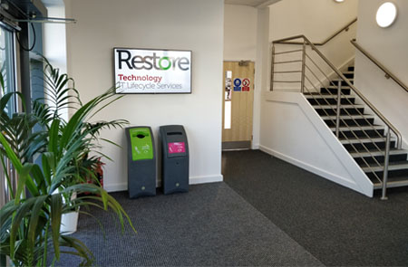 About our IT recycling company