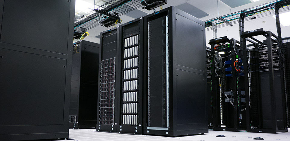 Datacentre decommission for major UK bank
