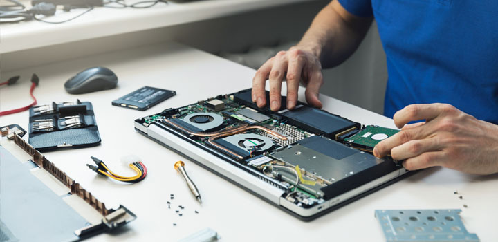IT repair and refurbishment