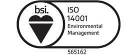 ISO 14001 Environmental Management logo