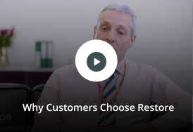 There are many reasons customers choose Restore for their scanning services. In this short video Paul Moonan, MD Restore Scan, outlines the scanning services provided to customers and we hear from those customers about the many benefits these scanning services bring to their business.