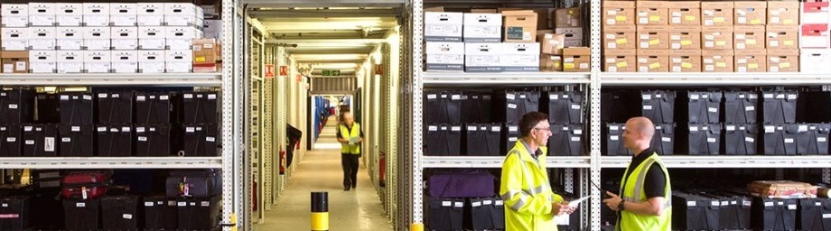 Secure Document Storage London